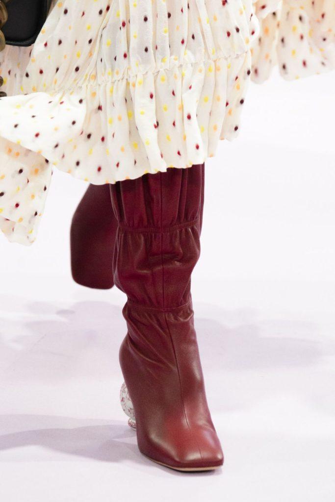квадратный носок 2